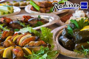Ataşehir Radisson Blu Asia'dan Zengin İçerikli Açık Büfe İftar Menüsü