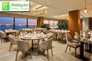 Holiday Inn İstanbul Tuzla Bay Otel'de Fasıl Eşliğinde Deniz Manzaralı Açık Büfe İftar Menüsü