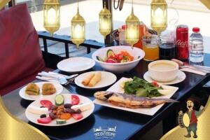 Süleymaniye Yeditepe Teras Restaurant'ta Muhteşem İftar Menüleri