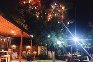 Çekmeköy Sakin Bahçe'den Meyve Ağaçları İçerisinde Huzur Dolu İftar Menüleri