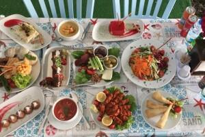 Büyükçekmece Şebin Et Balık Restaurant'da Denize Sıfır Masalarda Kişi Başı İftar Yemeği