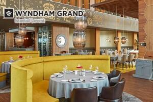 Wyndham Grand İstanbul Levent'te Udi Eşliğinde Açık Büfe İftar Menüsü