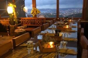 Kavacık Balkon Cafe'de Boğaz Manzaralı İftar Keyfi