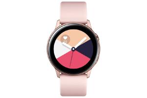 Samsung Galaxy Watch Active (Pembe Altın)