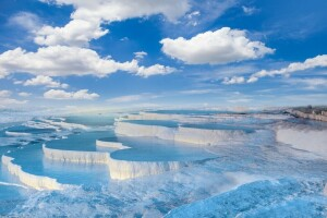 Bayramlarda Termal Otelde Akşam Yemeği Dahil 4 Gün Çeşme, Alaçatı, Ilıca, Salda, Pamukkale Turu