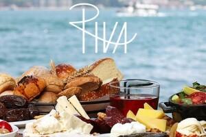 Sarıyer Riva Restaurant'ta Muhteşem Boğaz Manzarasına Karşı Zengin İçerikli İftar Menüleri
