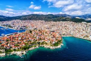 Bayram Dönemleri 4 Günlük Halkidiki, Thassos Adası, Ammalofoi Plajı, Selanik, Kavala Yüzme Turu