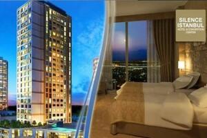 Silence İstanbul Hotel & Covention Center Ataşehir'den Çift Kişilik Konfor Dolu Konaklama Seçenekleri