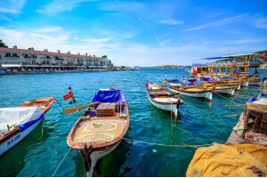 Bayram Dönemlerinde 2 Gece 3 Gün Ege'nin Mavi Bayraklı Plajlarında Yüzme Turu