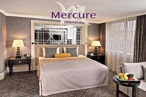 Mercure İstanbul Bomonti'de Konfor Dolu Konaklama Seçenekleri