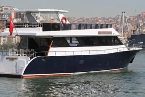 Profesyonel Denizcilik Tur'dan Mega Yat'ta Boğaz'ın Eşsiz Sularında Zengin İftar Menüsü