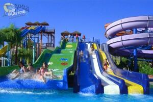 Eğlence Dolu Bir Gün Geçireceğiniz Grand Aqua Marine 2 Kişilik Aqua Park Girişi & Yemek Menüsü