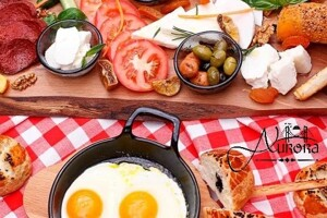 Symbola Bosphorus İstanbul Hotel Aurora Restaurant'ta Serpme Kahvaltı Keyfi