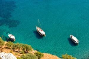 Bayram Dönemlerine Özel 4 Günlük Ege İncileri Yüzme Turu