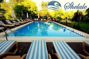 Ağva Shelale Hotel'in Doğayla İç İçe Ambiyansında Sıcak Havadan Bunalanlar İçin Günlük Havuz Girişi & 1 Meşrubat İkramı