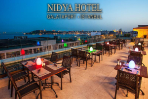 Nidya Hotel Galataport'ta Boğaz Manzarası Eşliğinde Ramazan'ı Şenlendiren Enfes İftar Menüleri