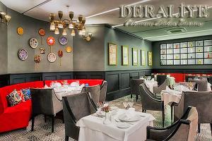 Sultanahmet Deraliye Restaurant'ta Osmanlı Lezzetlerinden Oluşan Enfes İftar Menüsü