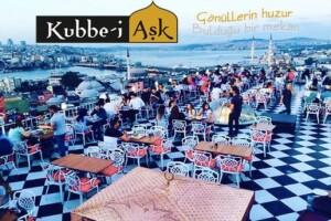 Kubbe-i Aşk'tan Ramazan'a Yaraşır İstanbul ve Boğaz Manzarası Eşliğinde İftar Menüleri