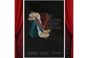 Gogol'ün Unutulmaz Eseri 'Bir Delinin Hatıra Defteri' Tiyatro Oyunu Bileti