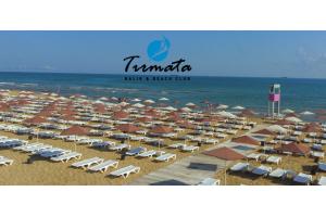 Kilyos Tırmata Beach'te 2 Kişilik Sezon Boyu Sınırsız Giriş Kartı