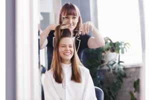 Pop Art Saç Tasarım ve Güzellik Salonu'ndan, Gelin Başı, Manikür, Pedikür, Ağda ve Saç Bakım Paketleri