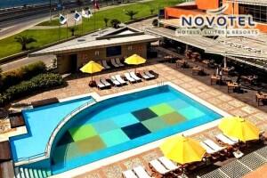 Novotel Istanbul Zeytinburnu'da Hafta İçi ve Hafta Sonu Havuz ve Öğle Yemeği Dahil Menü Seçenekleri