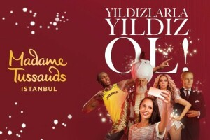 Madame Tussauds İstanbul Hafta İçi İndirimli Giriş Bileti