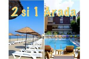 Denize Sıfır Kumburgaz Grand Gold Hotel'den İstanbul'da İlk Defa; Günübirlik Açık Havuz ve Plaj Kullanımı 2 si 1 Arada Paketi