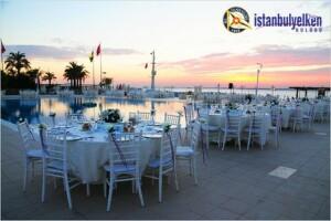 İstanbul Yelken Kulübü'nde Kaliteli ve Leziz Akşam Yemeği Keyfi