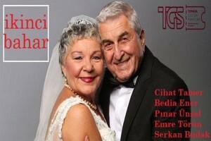 Aşk, Romantizm ve Komedi Dolu 'İkinci Bahar' Tiyatro Oyunu Bileti