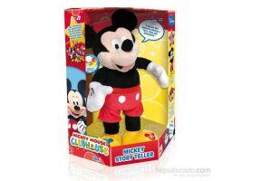 Lisanslı, Şarkı Söyleyen Ve Masal Anlatan Mickey Veya Minni Mouse