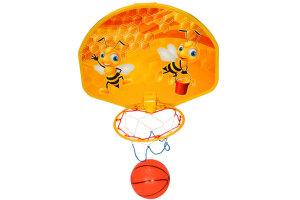 Toplu Portatif Midi Basket Pota Seti - Kapı Asma Aparatı Hediye