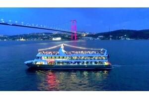 Eftalya Tekne Turu'ndan Lüfer 6 Gemisi İle Her Cuma Fasıllı Boğaz Turu