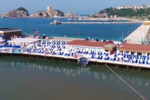 Şile VIP Beach and Fish'te Denizin Keyfini Süreceğiniz Plaj Girişi