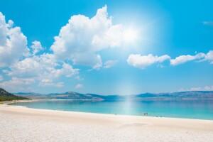 Bayramlar &Yaz Türkiye'nin Maldivi Salda Gölü,Pamukkale,Şirince,Seferihisar,Sığacık,Çeşme,Alaçatı,Ilıca,Foça Yüzme Turu 3 Gece Otel Konaklamalı 5 Gün