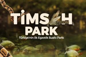 Timsah Park'ın Büyülü Dünyasına Çocuk ve Yetişkinler İçin Giriş Bileti! (Her Timsah Park biletine 20 TL Fırsat Bu Fırsat indirim çeki hediye!)