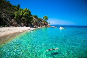 Bayramlarda ve Yaz Aylarında Geçerli 5 Günlük Thassos, Halkidiki, Ohrid Rotalı Muhteşem Üçü Bir Arada Yüzme Turu
