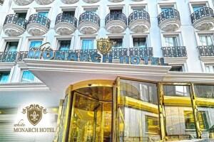 White Monarch Hotel Şişli'de Çift Kişilik Kahvaltı Dahil Konaklama