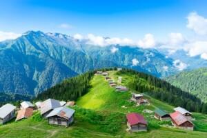 Her Cumartesi veya Pazar 6 Gece 7 Gün Yarım Pansiyon Konaklamalı Rüya Gibi Doğu Karadeniz & Batum Turu