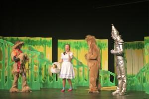 'Oz Büyücüsü' Çocuk Tiyatro Oyunu Bileti