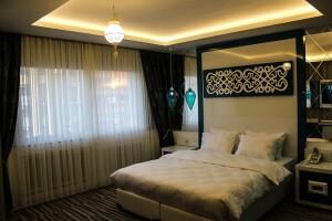 Grand Bursa Hotel'de Dinlenip Kendinize Gelmenizi Sağlayacak Çift Kişilik Konaklama Seçenekleri