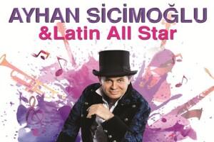 30 Temmuz Ayhan Sicimoğlu Latin All Star Bostanlı Suat Taşer Konser Bileti
