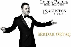 Kıbrıs Girne 5 Yıldızlı Lord's Palace Hotel'de Kurban Bayramına Özel Uçak Bileti Dahil Tatil Paketleri