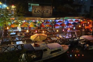Göksu Locca Cafe'den Nehir Kenarında Enfes Fix Menü