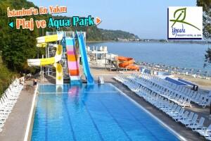 İğneada Aqua Beach Club'ta Aqua Park & Beach Kullanımı
