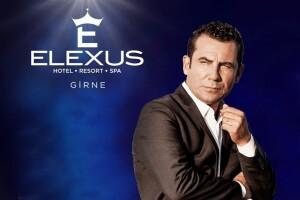 Kıbrıs Elexus Hotel'de Kurban Bayramına Özel Ferhat Göçer Galası ve Uçak Bileti Dahil Tatil Paketleri