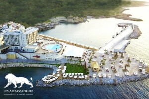 Kıbrıs Les Ambassadeurs Hotel & Casino'da Kurban Bayramına Özel Uçak Bileti Dahil Tatil Paketleri