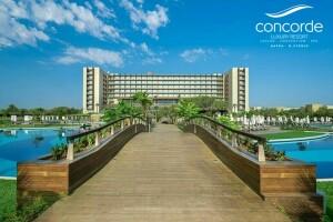 Kıbrıs Concorde Luxury Resort & Casino'da Kurban Bayramına Özel Uçak Bileti Dahil Tatil Paketleri