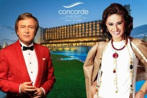 Kıbrıs Concorde Luxury Resort & Casino'da Kurban Bayramına Özel Erol Evgin & Yıldız Tilbe Galaları ve Uçak Bileti Dahil Tatil Paketleri