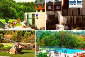 Park Inn by Radisson Istanbul Airport Odayeri Hotel'de Hafta Sonu VIP Konaklama ve Havuz Kullanımı